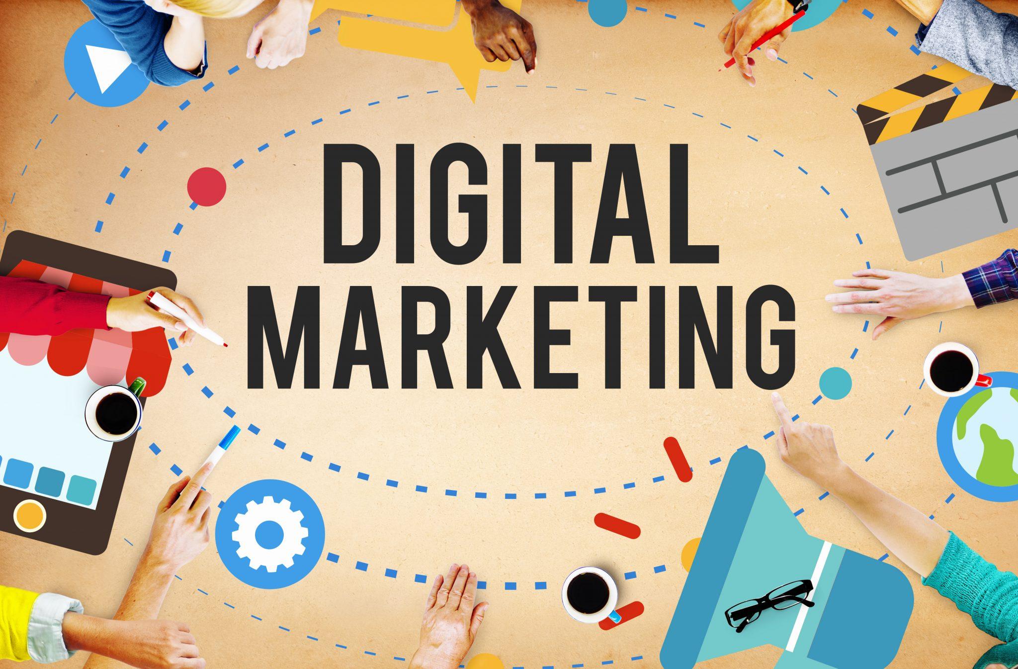 digital marketing 1 - محصول نمونه شماره 3