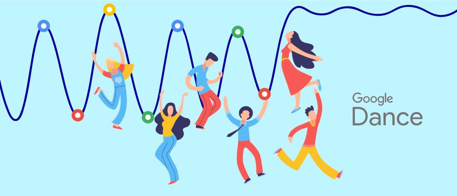رقص گوگل و الگوریتم گوگل دنس(Google Dance) چیست و چه ربطی به سئو دارد؟
