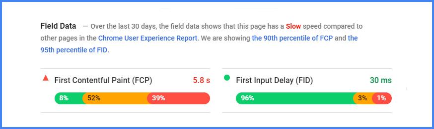 افزایش سرعت سایت   Page speed  Site speed  سرعت وب سایت Google Page Speed